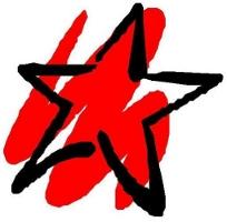 Red Star AC logo - follow this link for a description